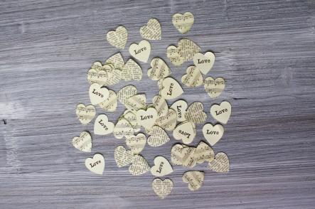 confetti corazón love tienda oui oui blog mi boda gratis