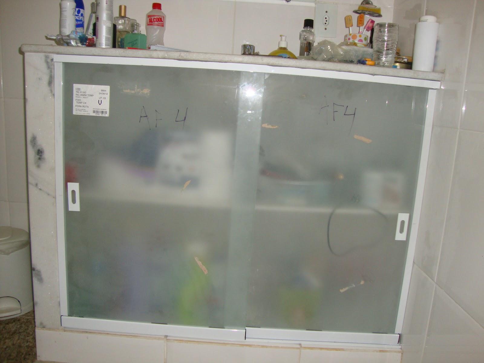 AF4 TEMPER VIDROS: Pia de cozinha e banheiro em jateado. #6C473D 1600 1200