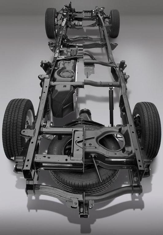 BASIC MECHANICAL : Automobile Chassis And Frame