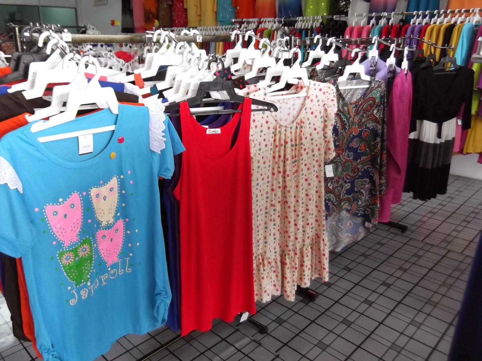 Jualan Murah Akhir Tahun Admirul Collectins di Wakaf Setee Aisah