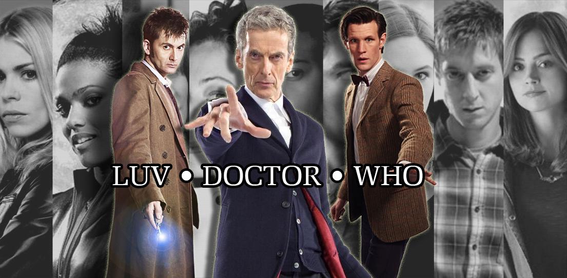 Luv Doctor Who Brasil.