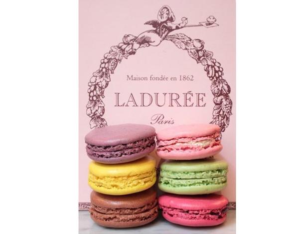 Macaroon Maker Laduree to Launch Cosmetics Line Macaroons Laduree