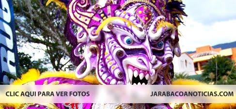 Carnaval Jarabacoa 2012, Segundo Domingo, Sigue la algarabía. Parque Duarte.