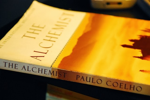 review the alchemist