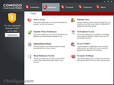 Comodo Internet Security 6.1.276867 2013 Free Download