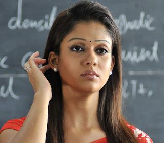 Nayan Thara face