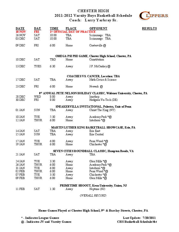 High School Schedule Template. schedule templates. maximizing ...