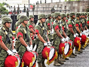 Mexicans trust their Army