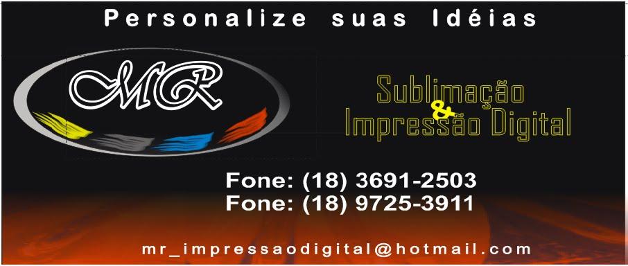 MR Sublimação & Impressão Digital