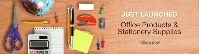 OFFICE & STATIONERY SUPPLIES -- Amazon.in