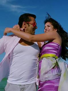 Salman & Katrina Kaif in Ek Tha Tiger