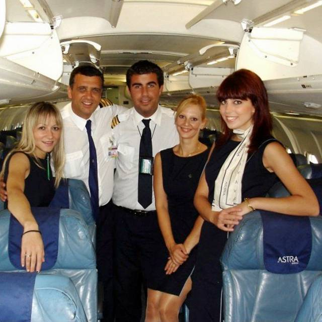 44Greece252CAstraAirlinesAirHostess - Air Hostess From Different Countries