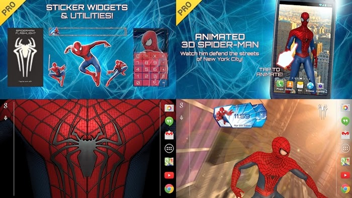 Amazing Spider-Man 2 Live Wallpaper Pro APK