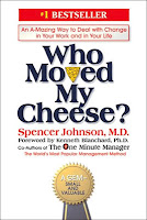 Who Moved My Cheese, Self Improvement, Secrets Of Life, Personality Development, Motivational Ebook, Life Transformation, Spencer Johnson