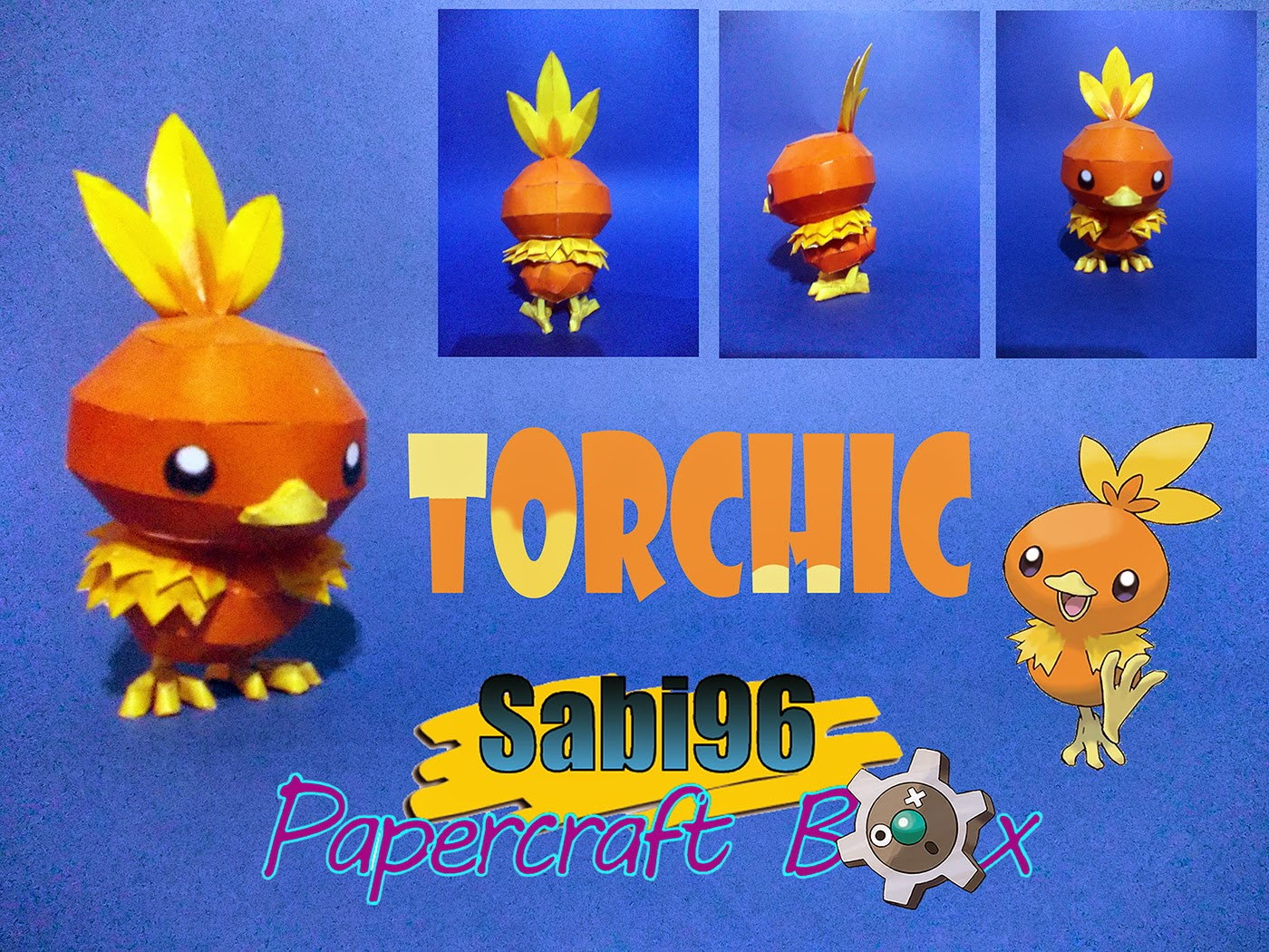 Easter Special – Torchic