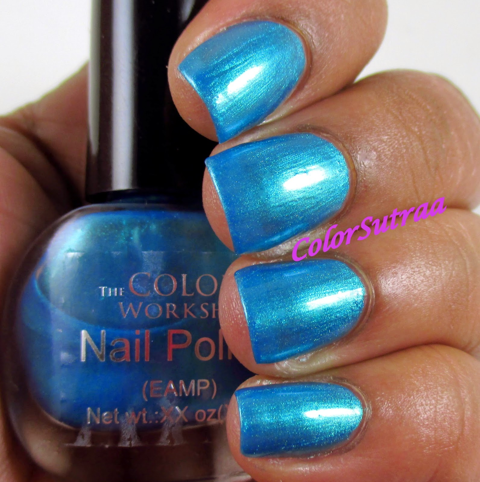 MARKWINS Mini Nail Salon : Swatches and Review - ColorSutraa