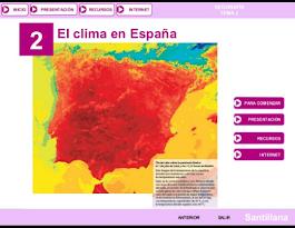 Tema 2. El Clima de España.