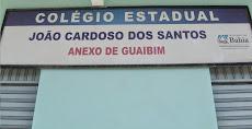 Colégio Estadual João Cardoso dos Santos. Anexo de Guaibim
