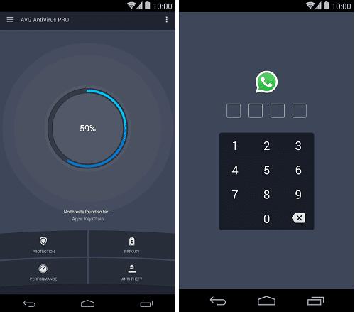 avg antivirus android download