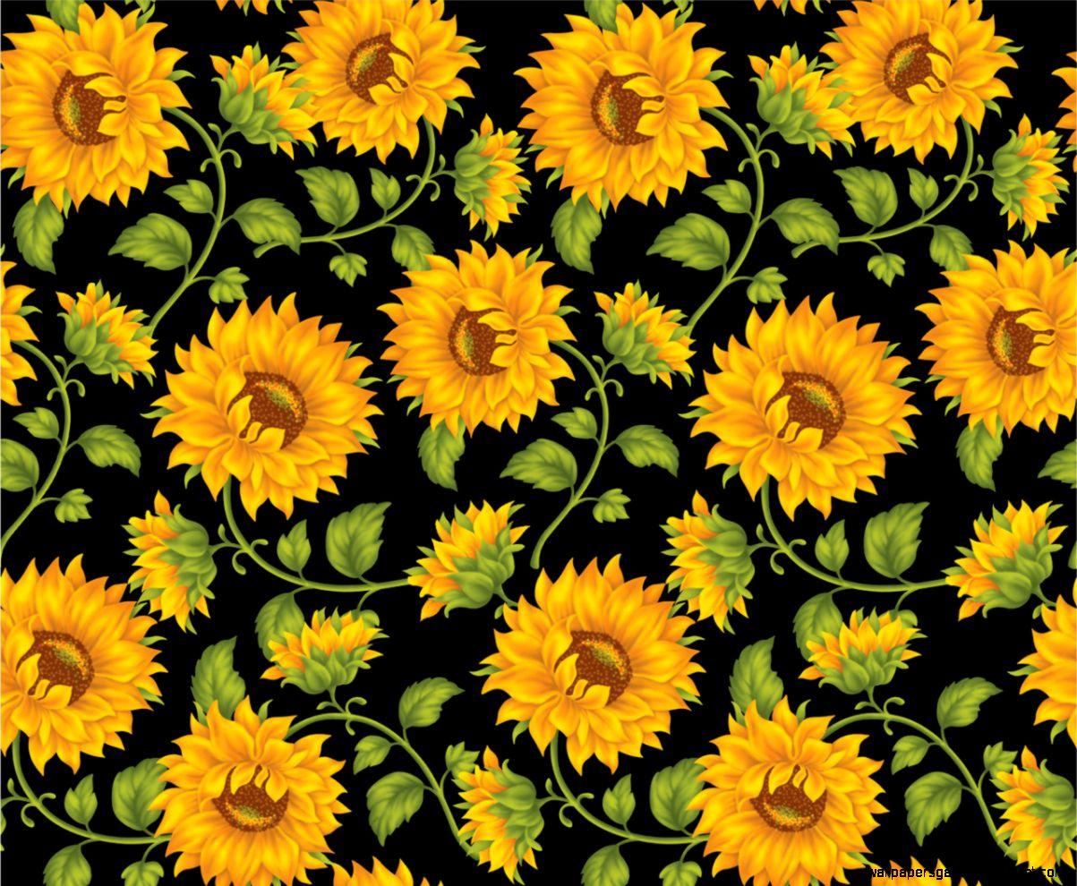 21599 Sunflower Tumblr HD Background Wallpaper