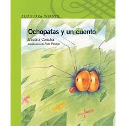 OCHOPATAS Y UN CUENTO-Beatriz  Concha