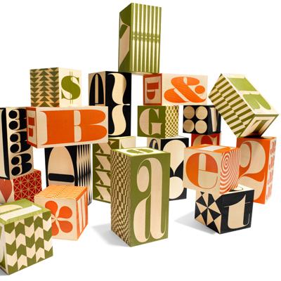 Print pattern new products house industries for House industries eames