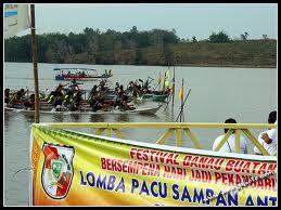 Danau Buatan a.k.a Bandar Kayangan Lembah Sari