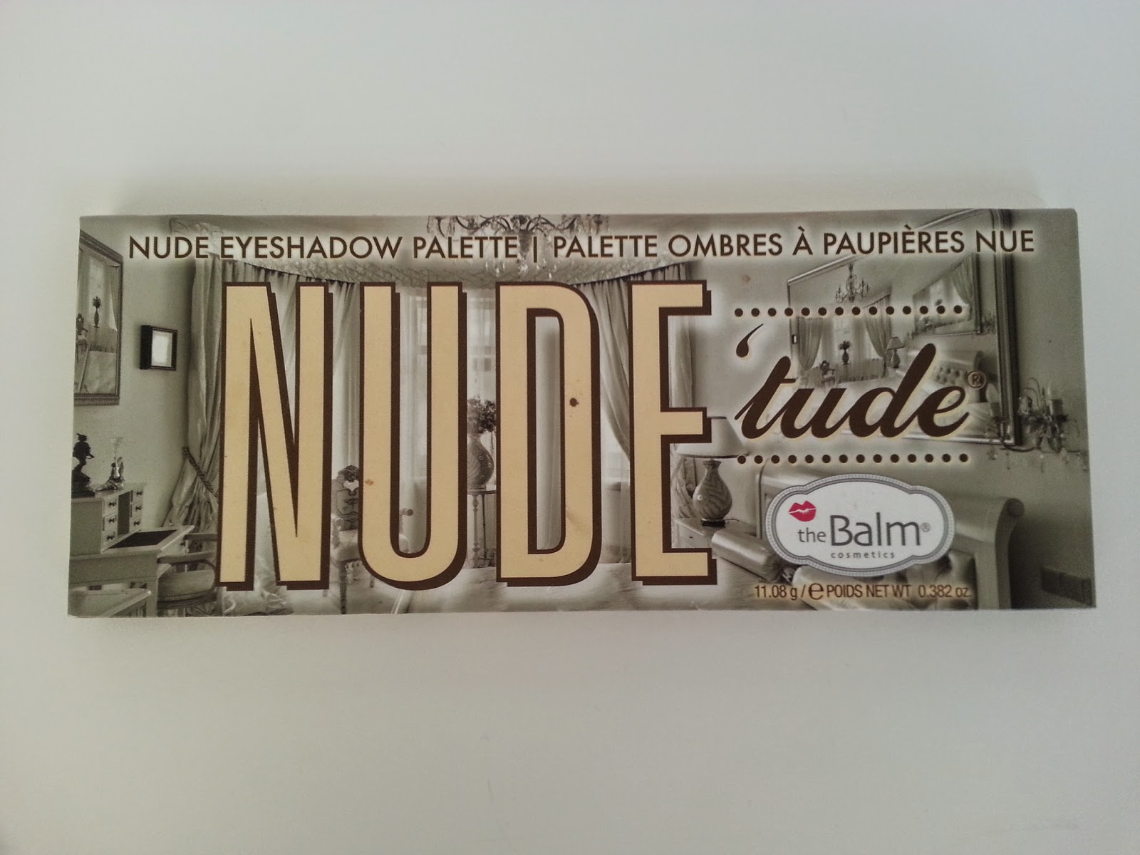 The Balm Nude Tude Far Paleti