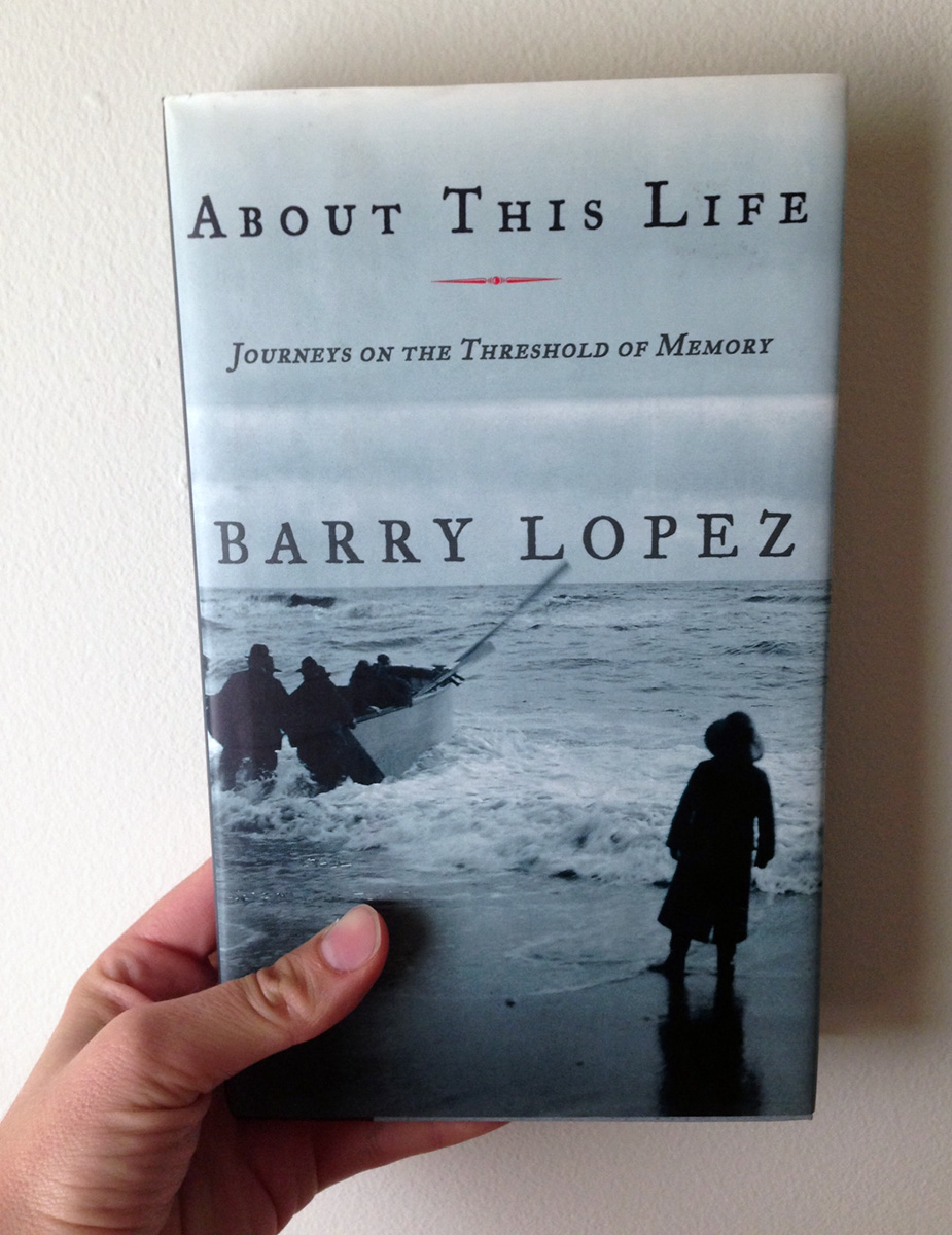 Apologia essay by barry lopez