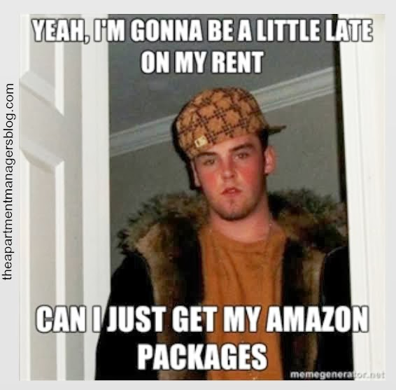 The Apartment Manager S Blog Meme