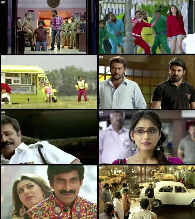 Power Unlimited 2015 Hindi Dubbed 480p HDRip