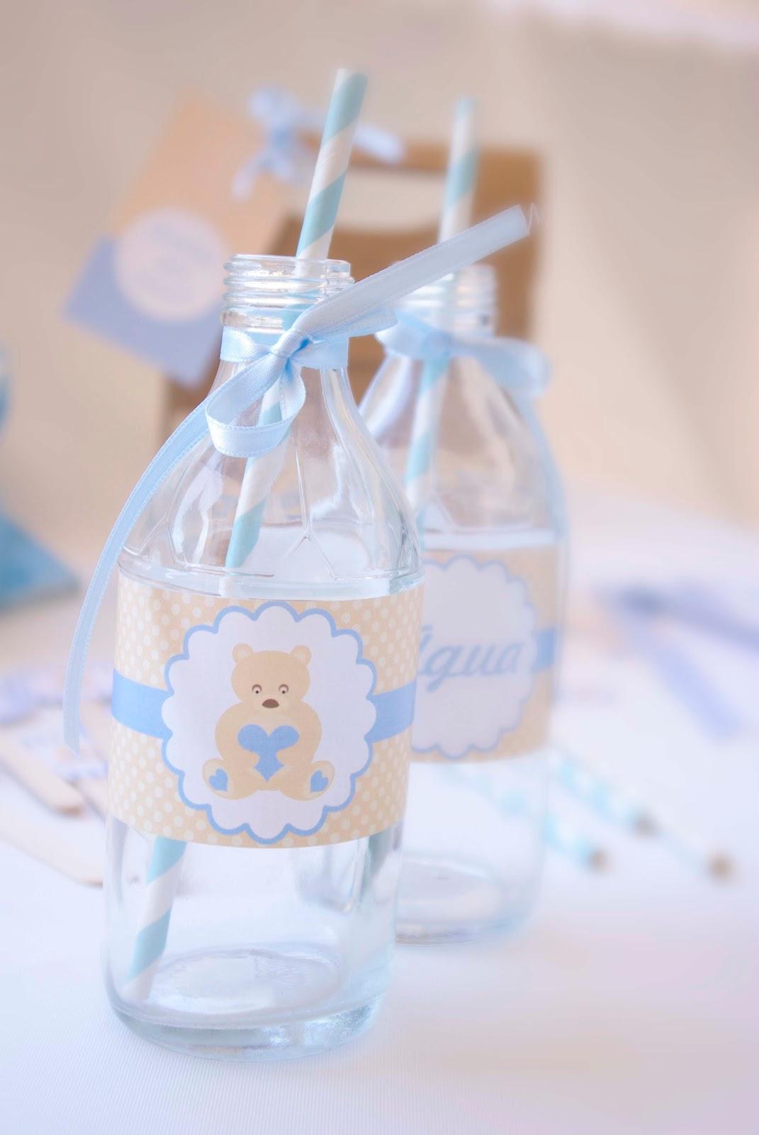 Hazlo especial decoraci n baby shower bautizo o - Adornos baby shower nino ...
