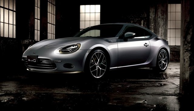 Toyota GT86 Style CB With Feminine Characteristically Issued