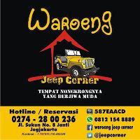 waroeng jeep corner
