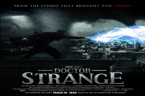 Download Film Doctor Strange (2016) HDRip 720p Full Movie ...