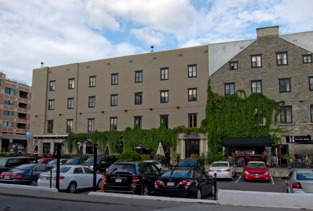 Hotel Le Port Royal Quebec
