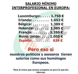 LA REALIDAD ESPAÑOLA...