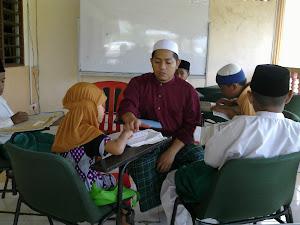 kelas mengajar iqrak