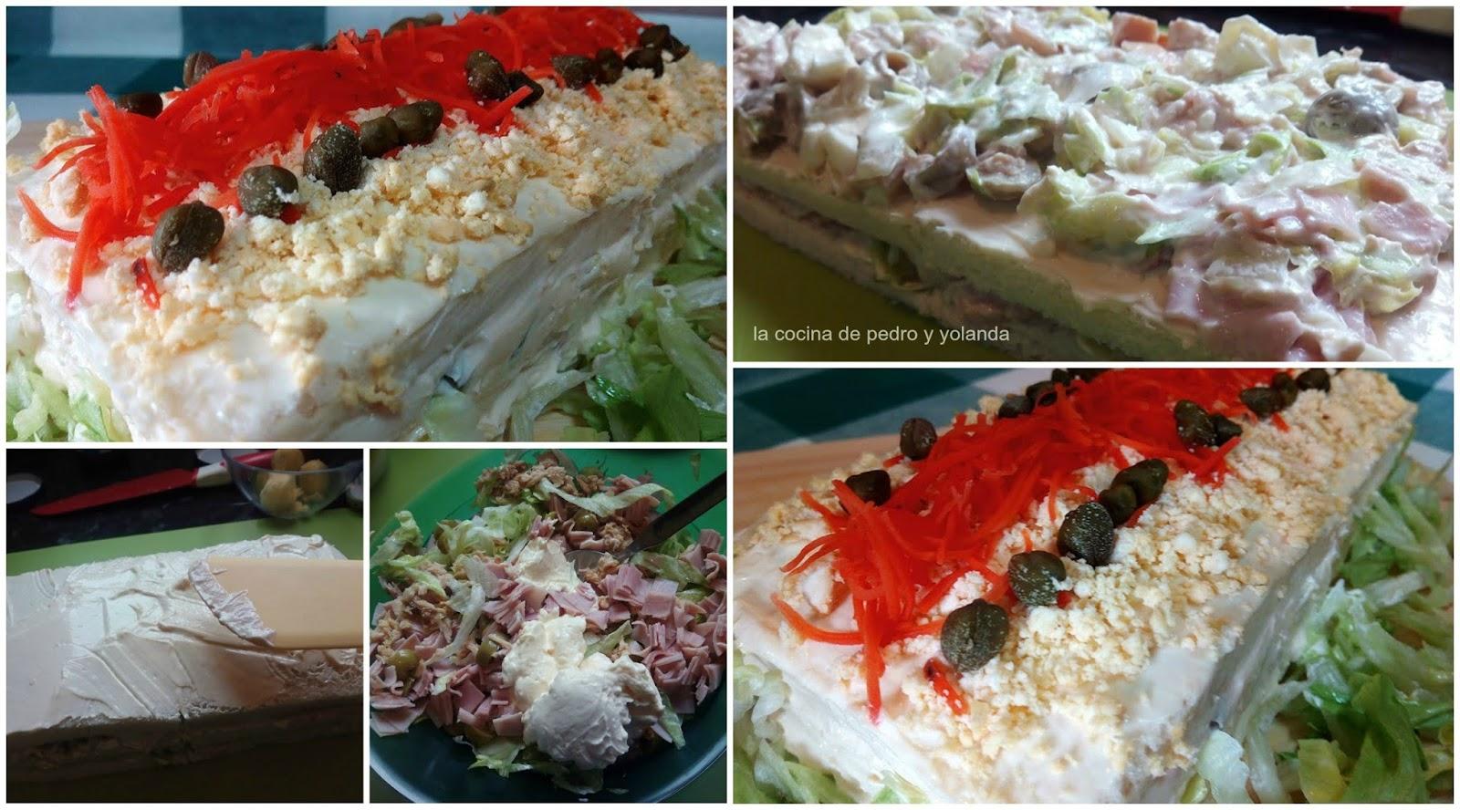 Pastel pan de molde cocina f cil la cocina de pedro y for Cocina de pedro y yolanda