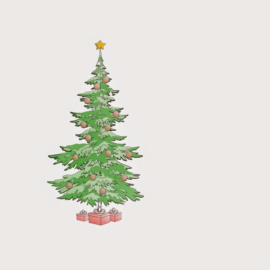 Agnosis s mbolos de la natividad el rbol de navidad i for Cuando se pone el arbol de navidad