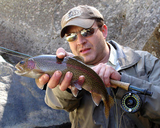 Colorado fly fishing reports april 2011 for Boulder fly fishing