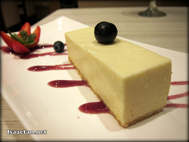 Rare Cheese Cake - RM8.90