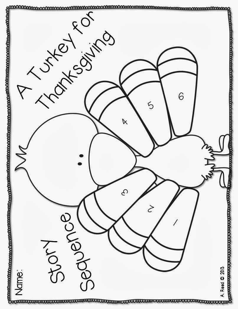 Just Reed Eat More Ham How To Save A Turkey S Life This Henry And Mudge Coloring Pages