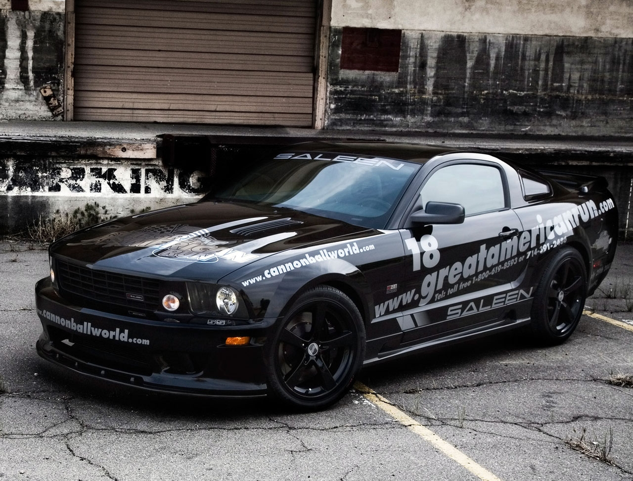 Modified ford mustang sports modified cars - Mustang modification ...
