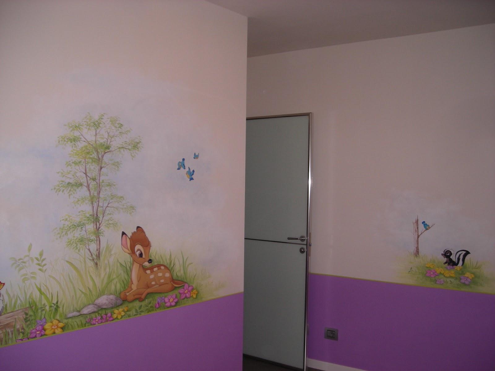 Decorazioni Per Camerette Ragazzi : Decorazioni camerette neonati good camerette per bambini stile