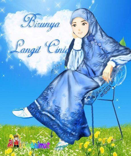wallpaper kartun muslim. makeup wallpaper kartun islam