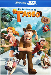 As Aventuras de Tadeo 3D HOU BluRay 1080p Dual Áudio