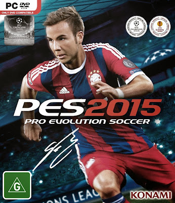 Pro Evolution Soccer 2015 Full Crack Reloaded