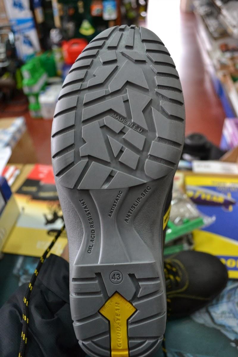 oferta calzado goodyear