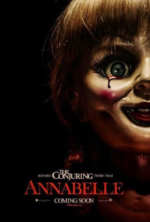 """Annabelle (2014)"" movie review by Kinudang Bagaskoro"